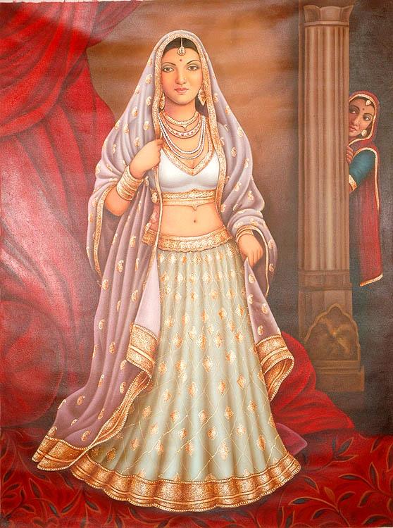 Rajashthani Paintings and Rajashthani Images