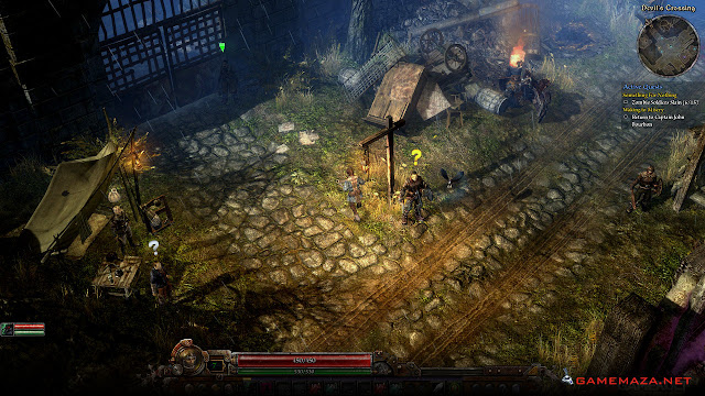 Grim Dawn Gameplay Screenshot 2