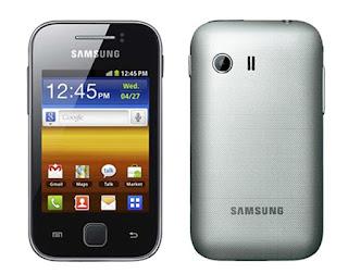 Flash Samsung Galaxy Y (GT-S5360)