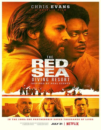 The Red Sea Diving Resort (2019) English 480p WEB-DL 400MB Hindi Subs Movie Download