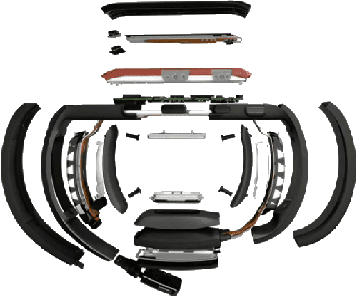 Microsoft Band Parts