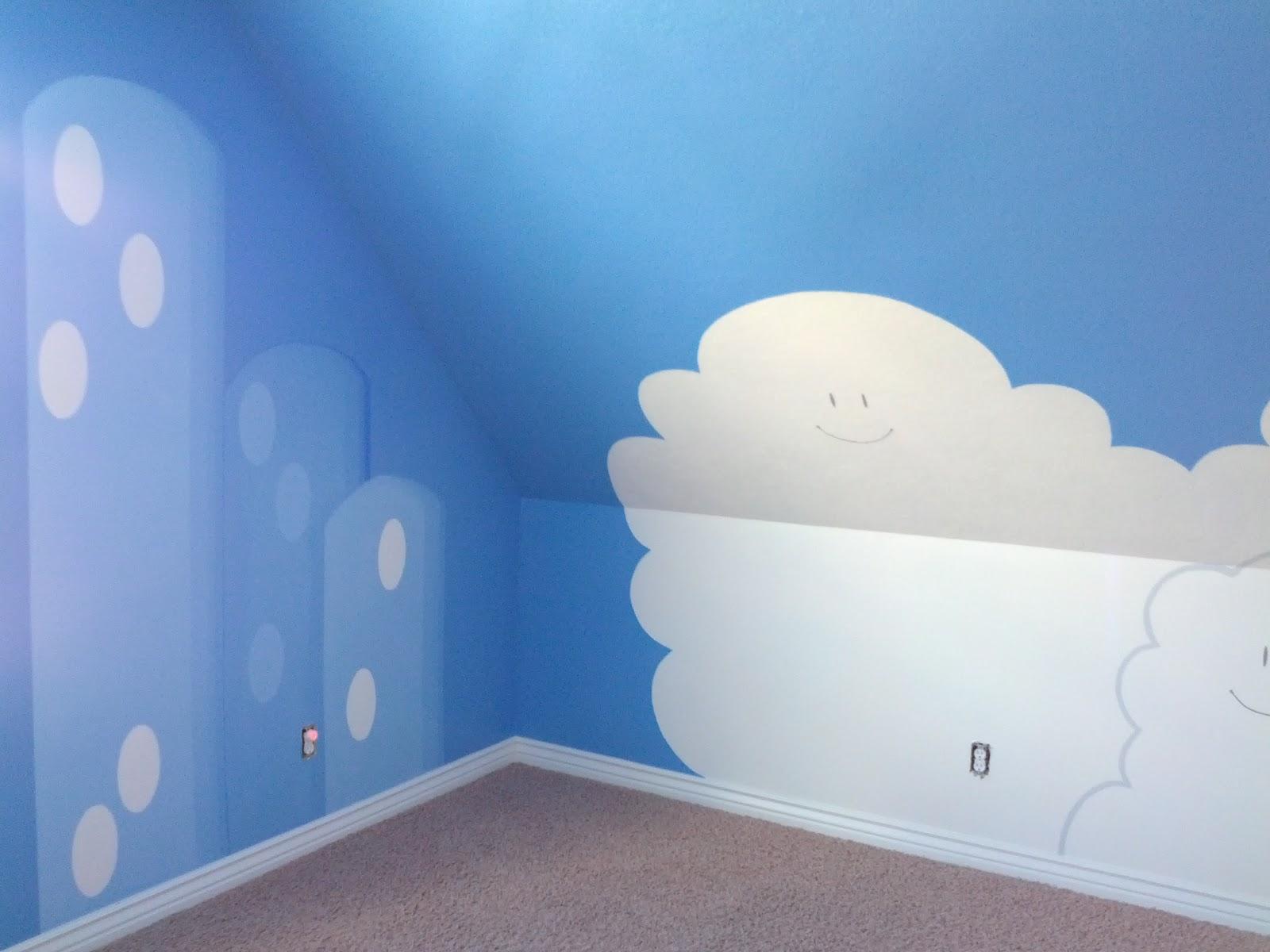 Premature Midlife Crisis Super Mario Brothers Clouds