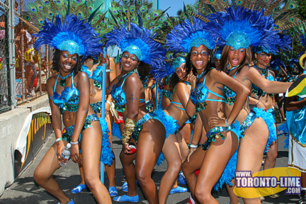 CARIBANA FESTIVAL TORONTO   by any name the largest Parade