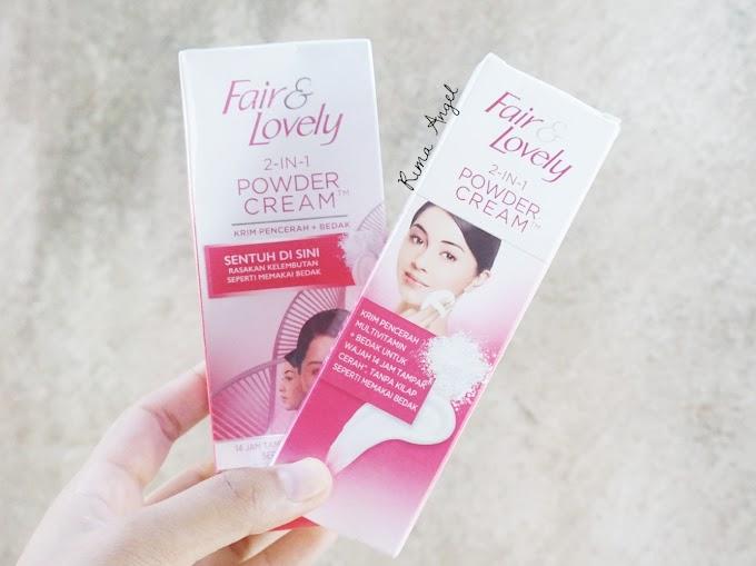 First Impression Fair & Lovely 2 in 1 Powder Cream