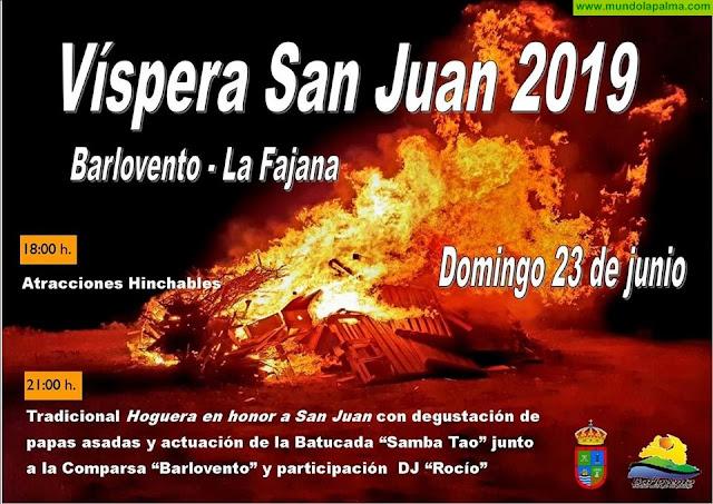 Víspera de San Juan 2019 - La Fajana de Barlovento