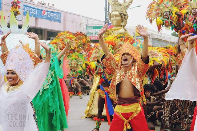 AirAsia in Iloilo Ati Tribe Competition