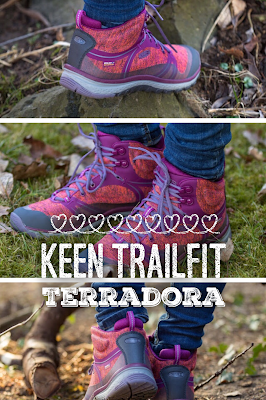 Gear of the Week #GOTW KW 07 | KEEN TrailFit Terradora | Fitnesshiker Wanderschuh für Frauen