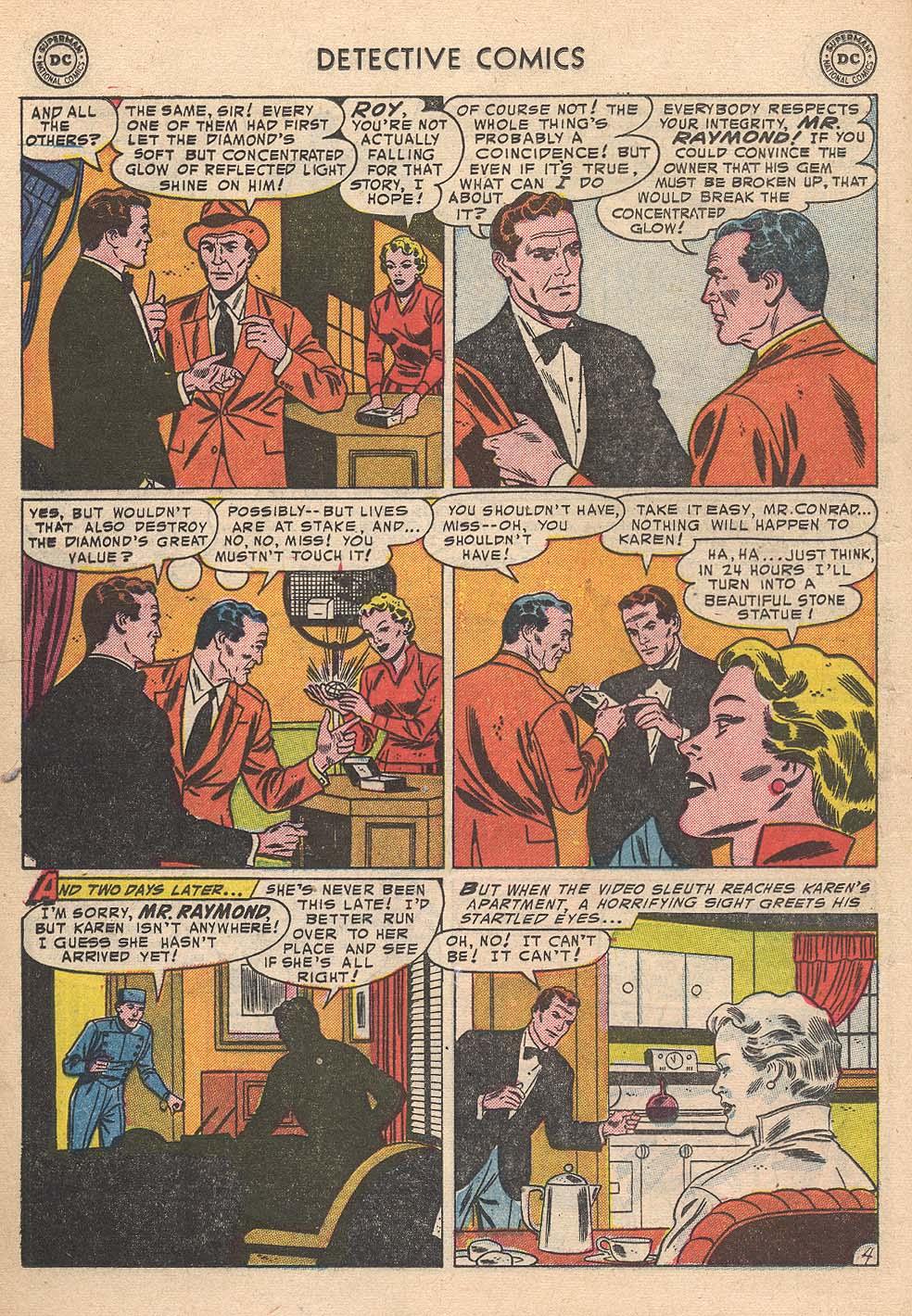 Read online Detective Comics (1937) comic -  Issue #210 - 20