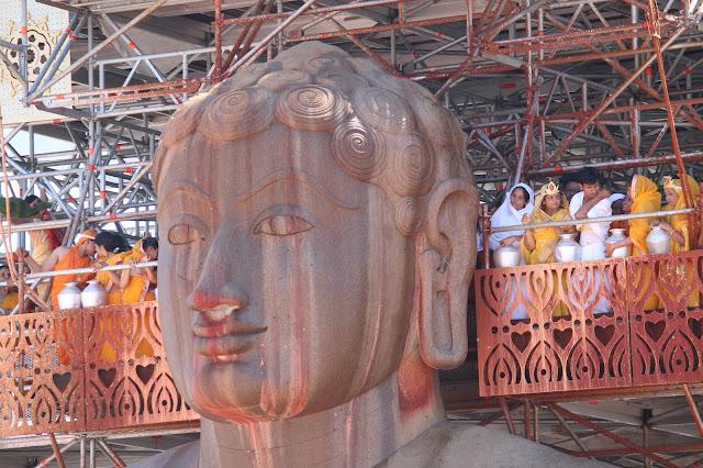Bahubali, Bahubali Mahamastakabhisheka 2018, Karnataka, Travel