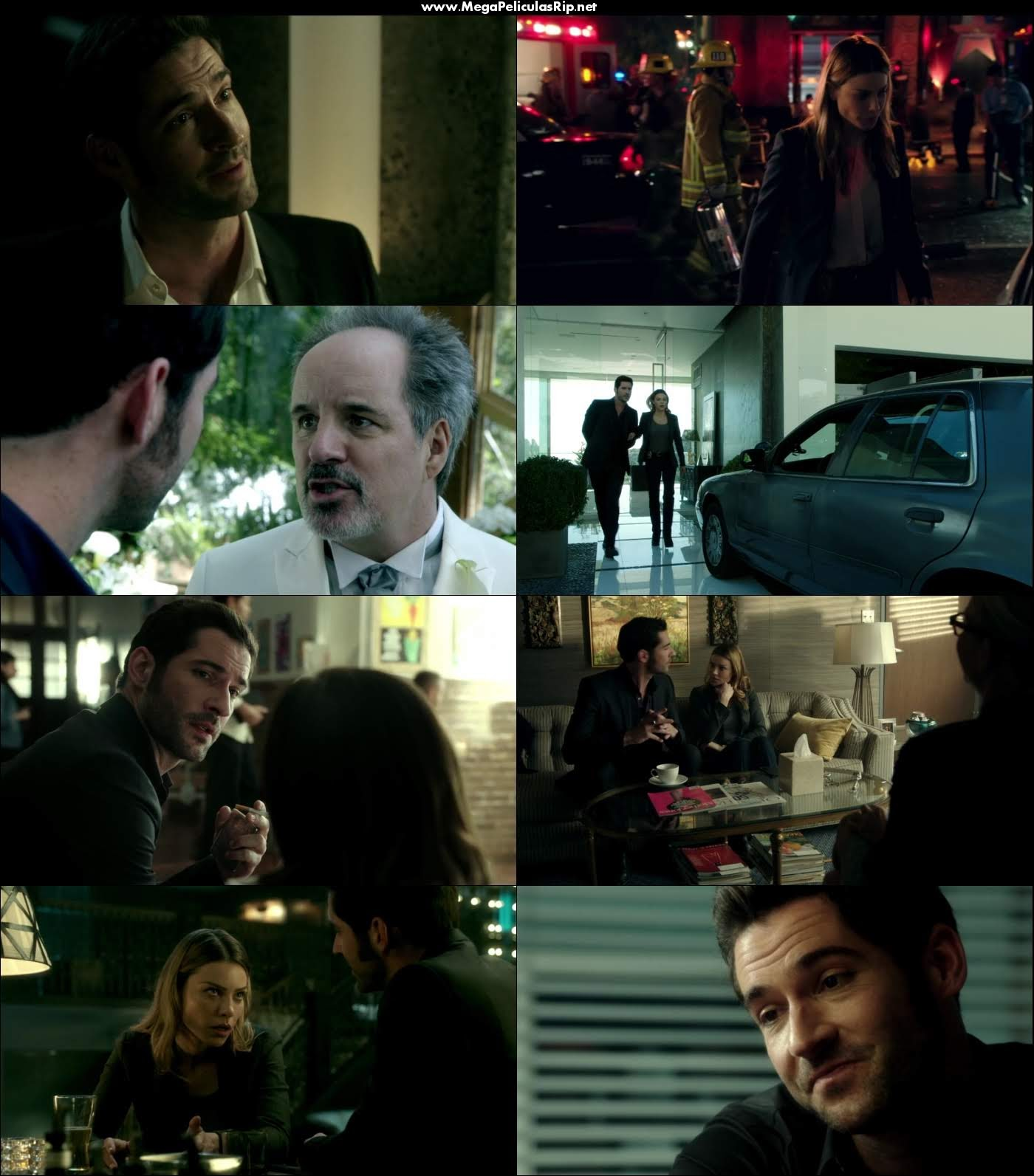 Lucifer Temporada 1 720p Latino