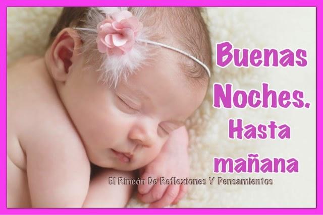 Buenas Noches recién nacido