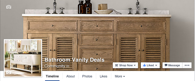 https://www.facebook.com/BathroomVanityDeals