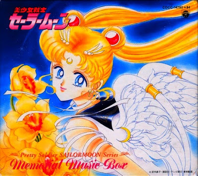 Coffret de 10 CDs regroupant toutes les musiques de Sailor Moon