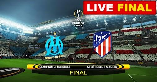 Atletico Madrid vs Marseille: Europa League final live stream