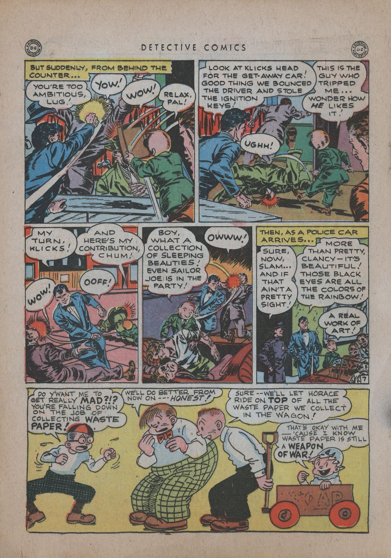Read online Detective Comics (1937) comic -  Issue #101 - 22