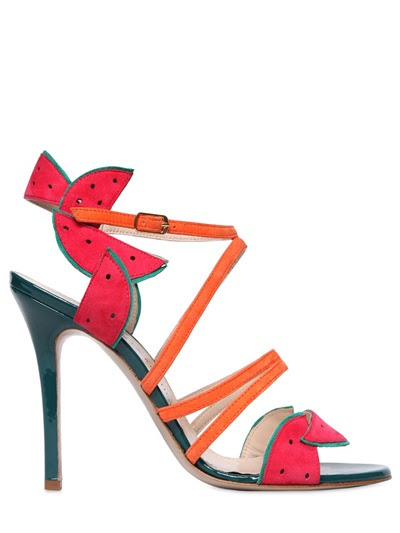 Camilla Elphick Watermelon Sandal