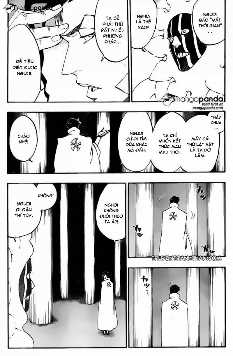 Bleach chapter 550 trang 4
