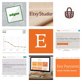 Lots of Etsy Announcements