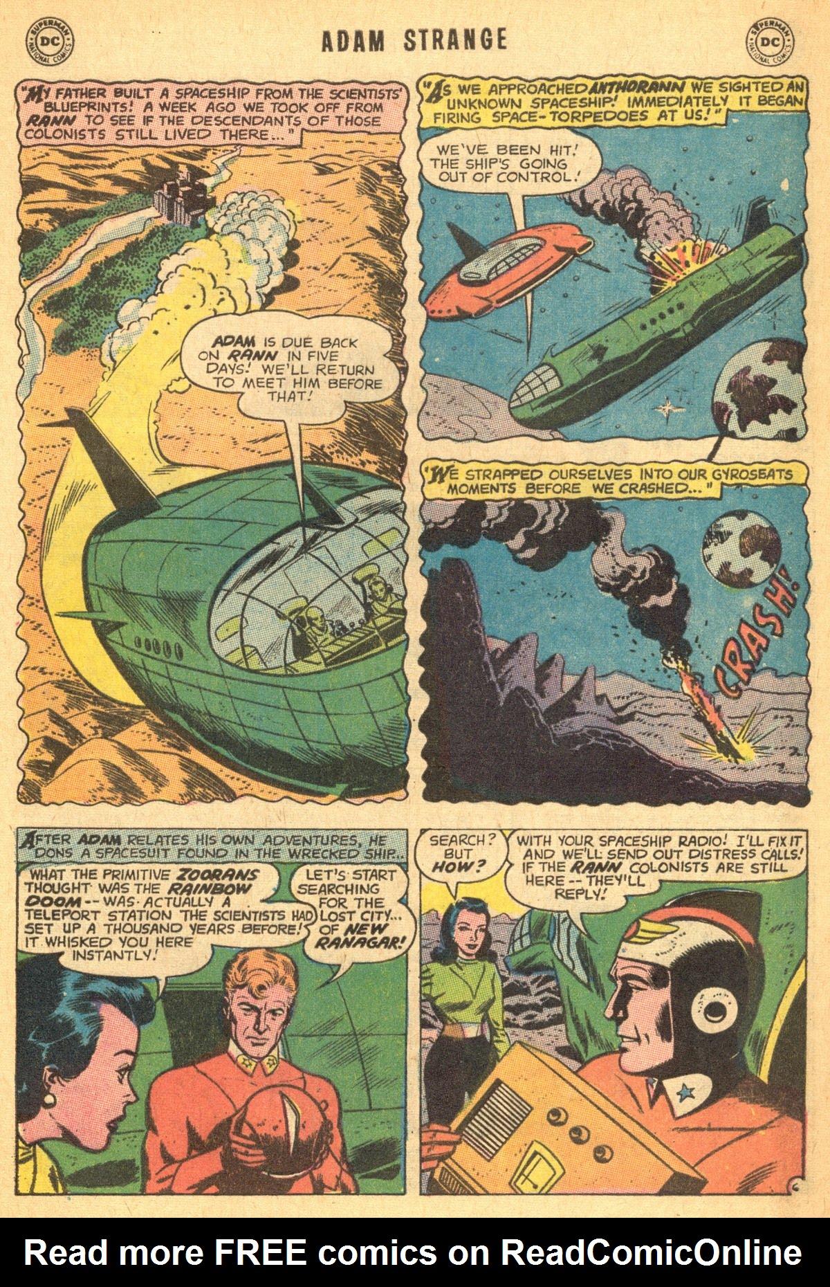 Strange Adventures (1950) issue 218 - Page 9
