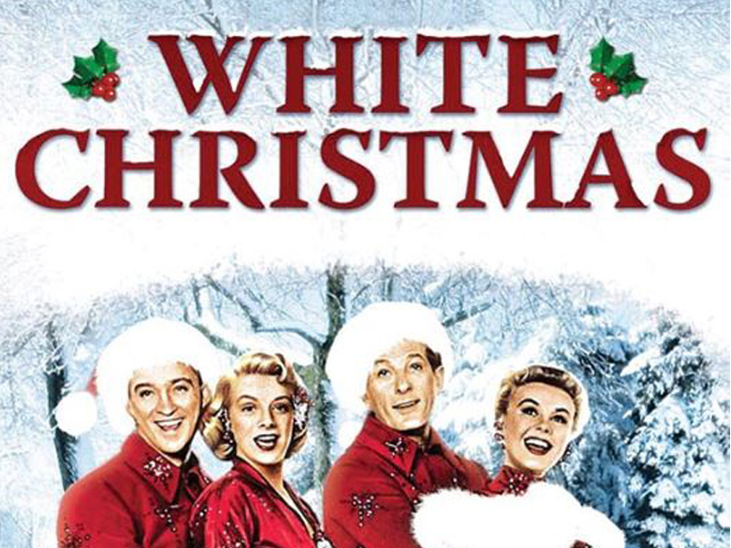There Are Two Classic Movies That We Enjoy Watching Every Year Both By Irving Berlin Holiday Inn And White Christmas So Its Hard To Pick An Absolute
