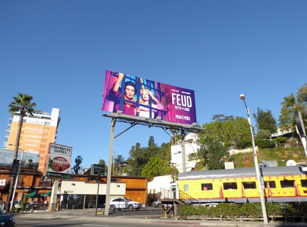 Feud season 1 billboard