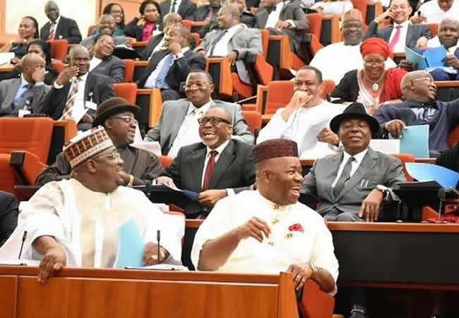 Buhari's Impersonator, Jibrin, Throws Senators Into Fits Of Laughter