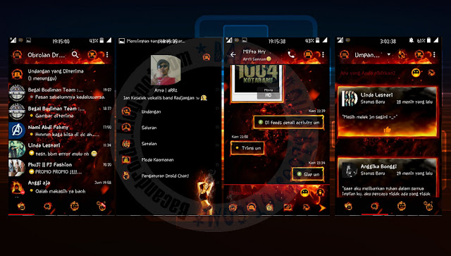 download BBM2 Mod Legend Of Fire Apk Clone Versi 2.13.0.26 New