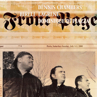 Dennis Chambers - 2000 - Frontpage