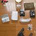 Gioia del Colle (Ba). In casa droga e pistole. Arrestato un 26enne incensurato [CRONACA DEI CC. ALL'INTERNO]