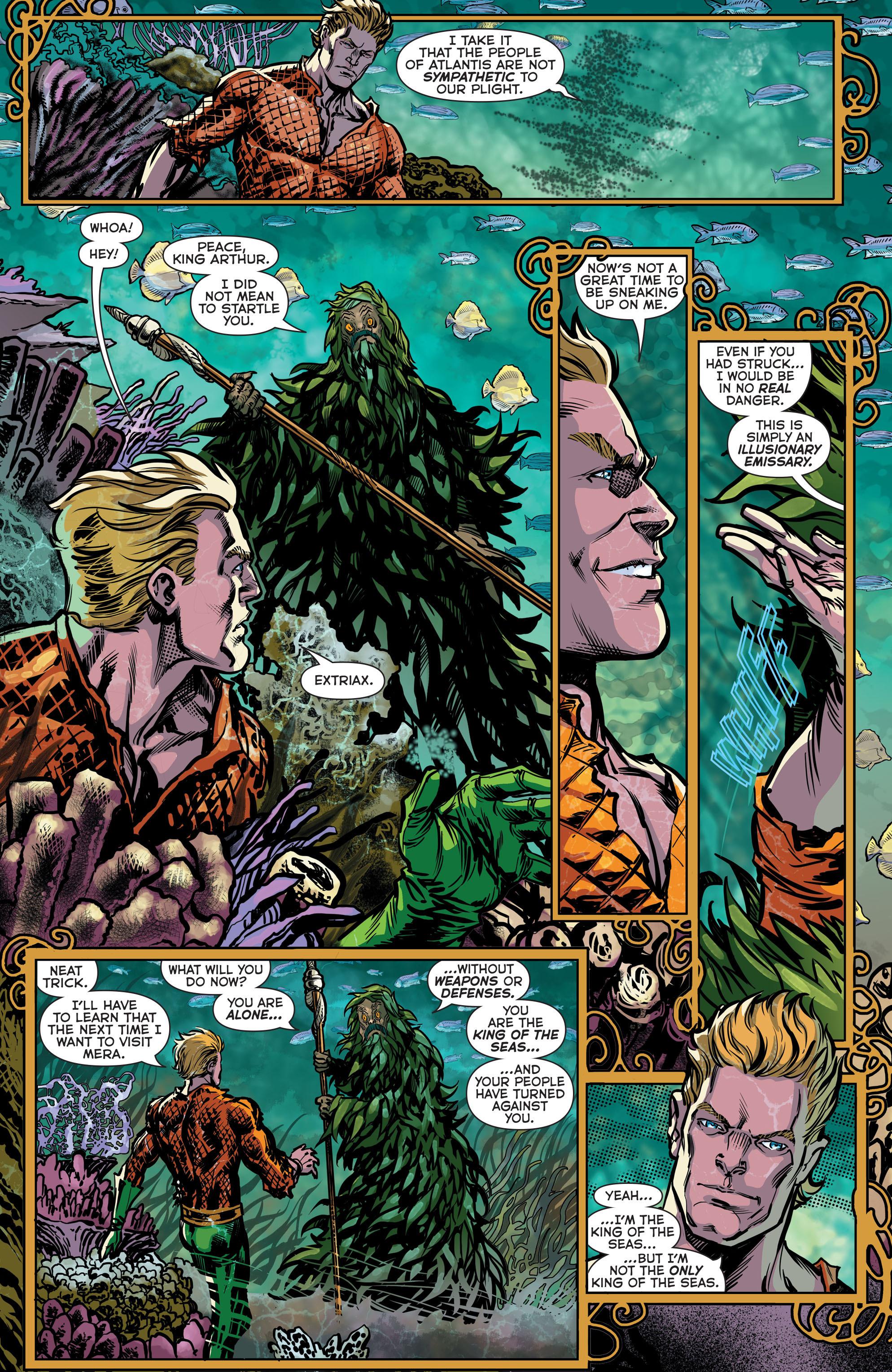 Read online Aquaman (2011) comic -  Issue #43 - 10
