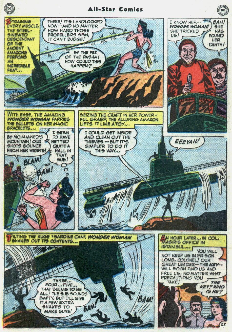 Read online All-Star Comics comic -  Issue #57 - 28