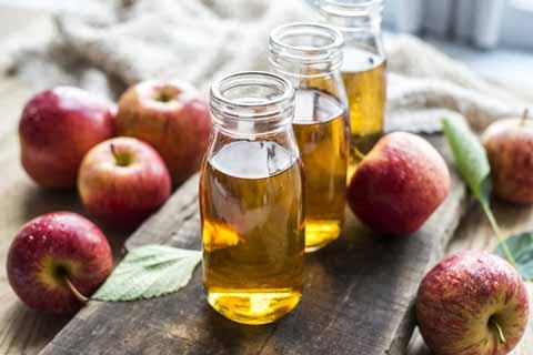 cara menghilangkan komedo secara alami dan cepat dengan cuka  apel