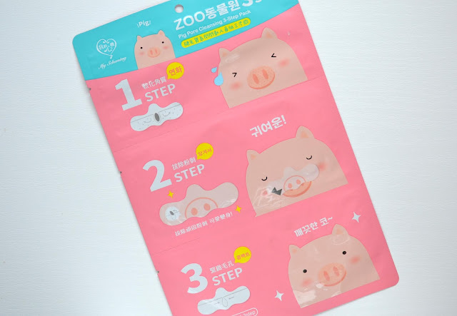 My Scheming Pig Pore Cleansing 3-Step Pack
