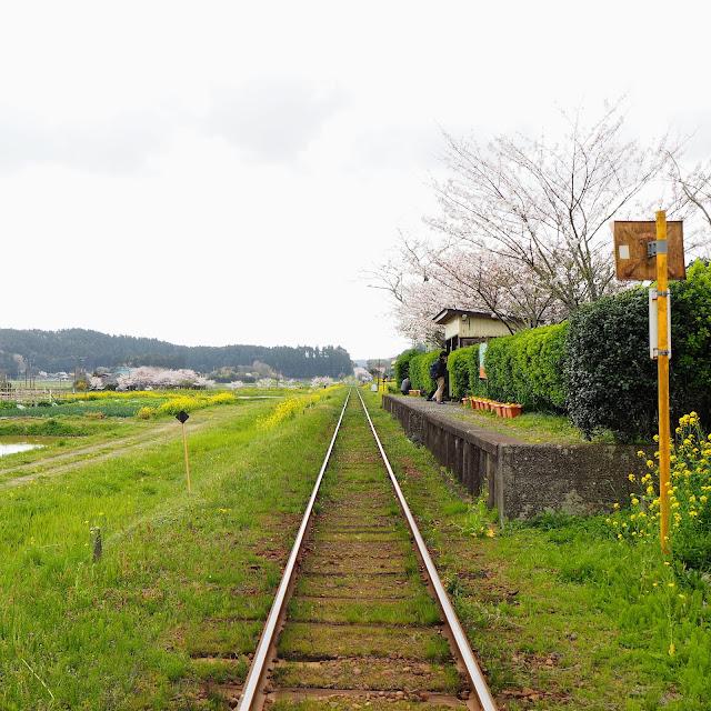 いすみ鉄道 新田野駅