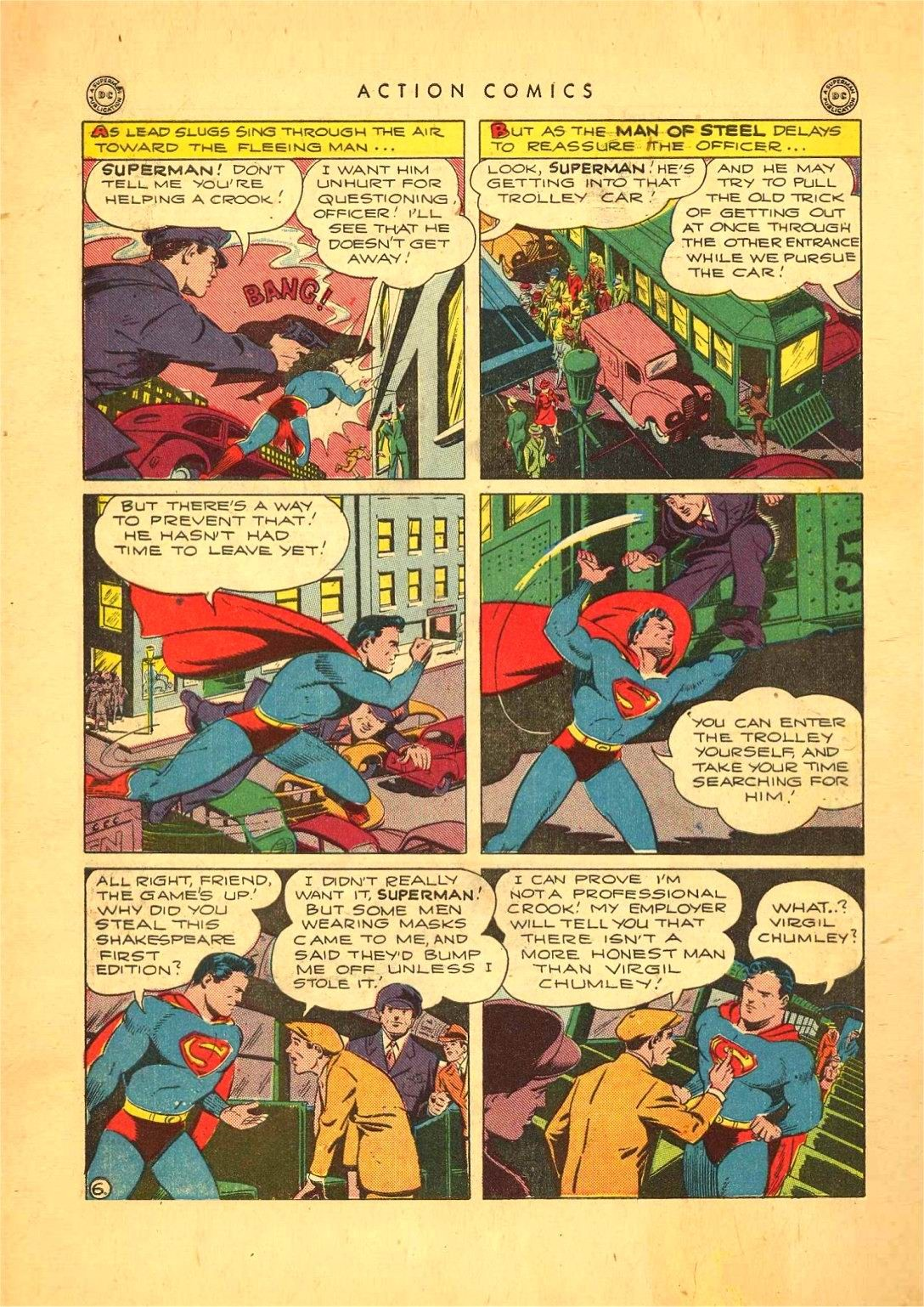 Read online Action Comics (1938) comic -  Issue #92 - 8