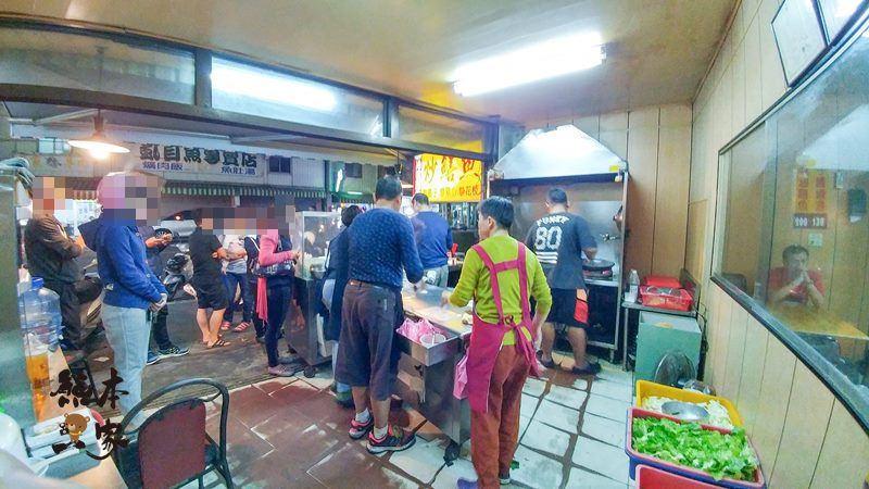 永康美食|台南炒鱔魚麵|鱔魚意麵、豬肝湯、麻油腰子必吃