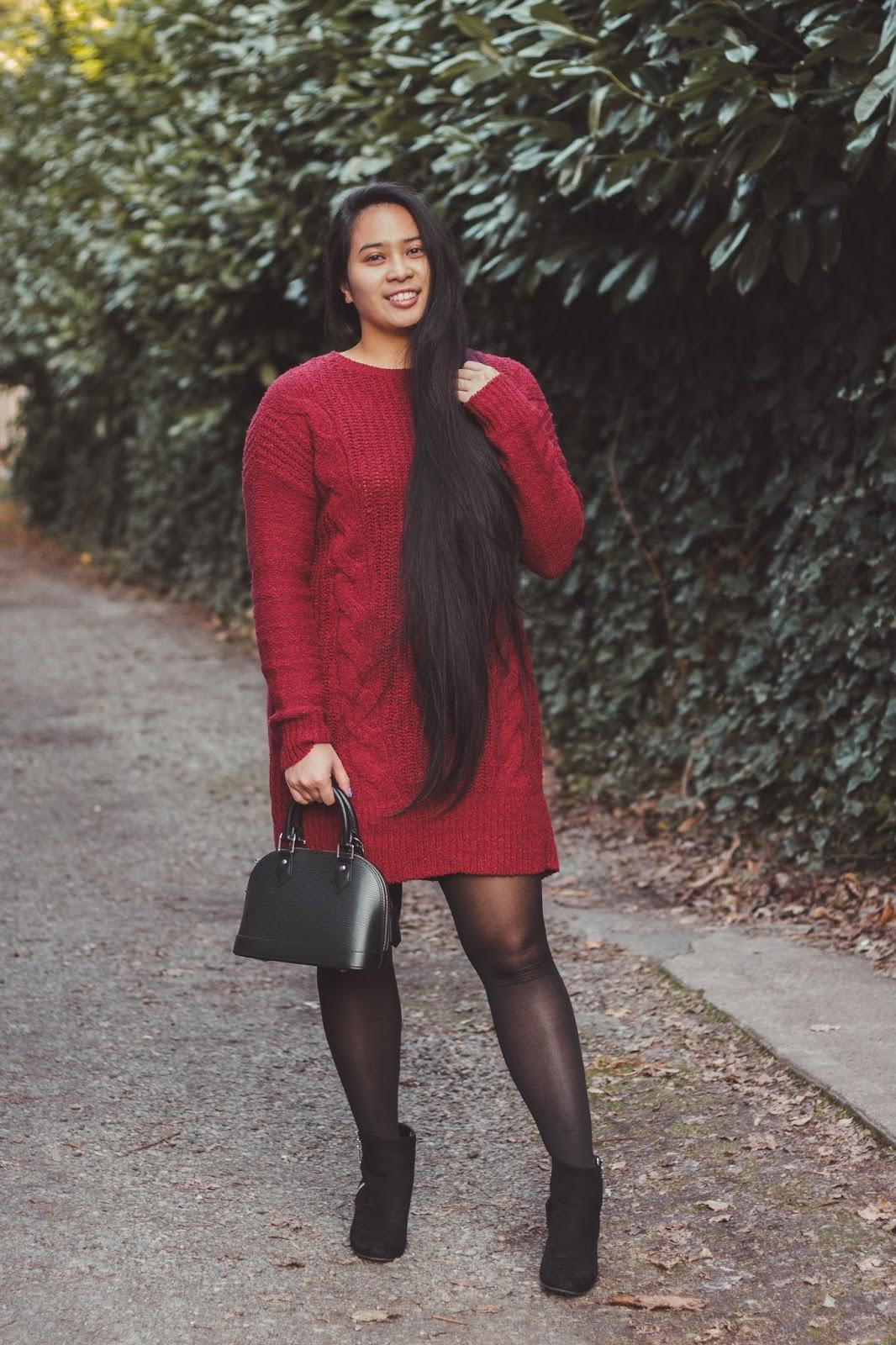 dv booties long hair alma bb