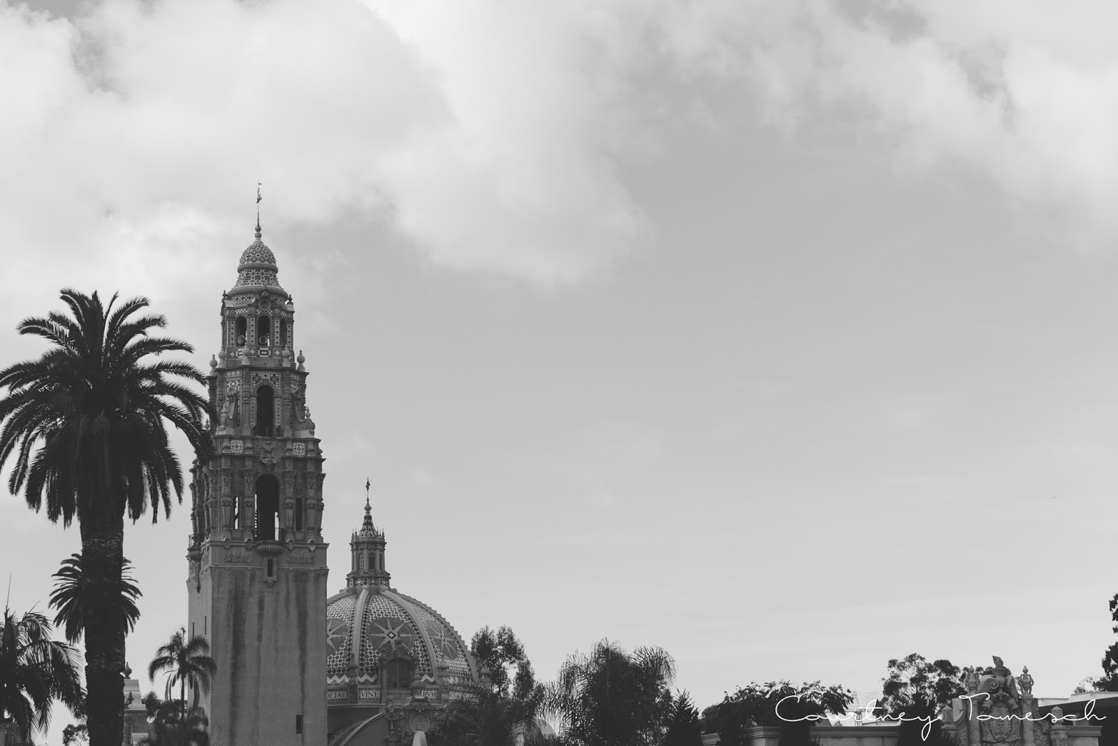 Courtney Tomesch Balboa Park San Diego