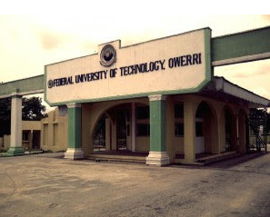 FUTO 2017/2018 Supplementary Admission List Batch B