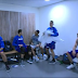 Gilas Pilipinas celebrate victory against China 96-87, Highlights