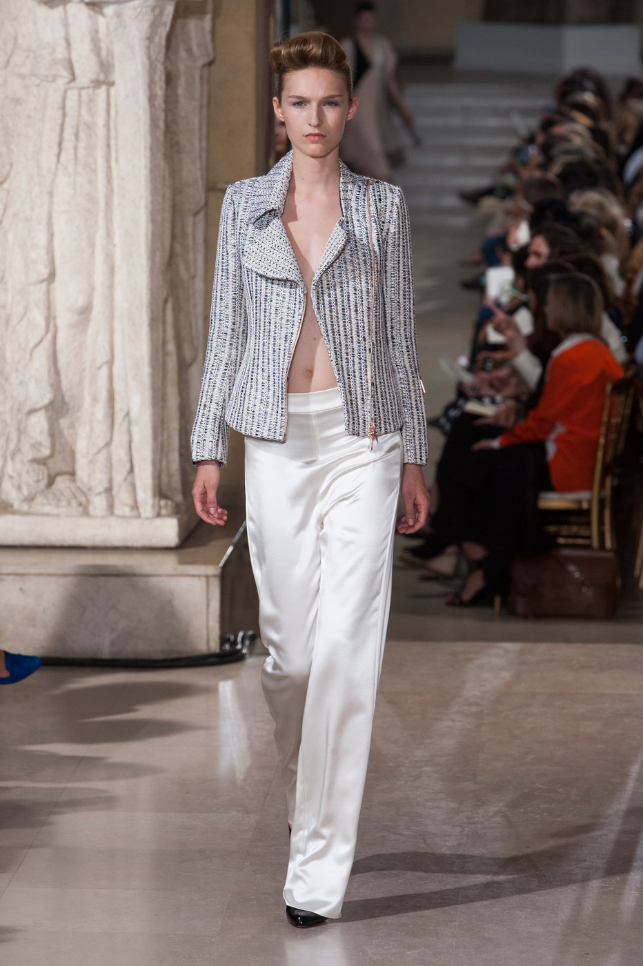 Bouchra Jarrar Haute Couture Fall-Winter 2013 / Lanvin new fashion designer via www.fashionedbylove.co.uk