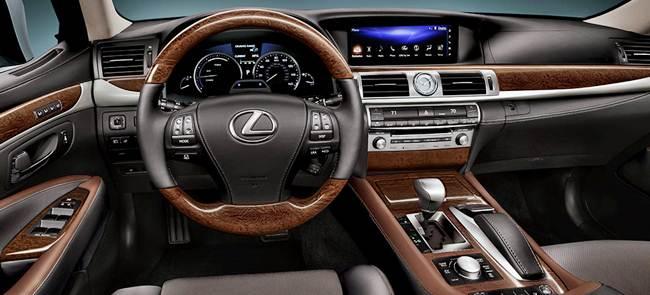 2017 Lexus Ls 600h L Review