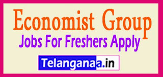 Economist Group Recruitment 2017 Jobs For Freshers Apply