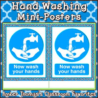 http://www.teacherspayteachers.com/Product/Good-Hygiene-Hand-Washing-Reminder-Poster-258330