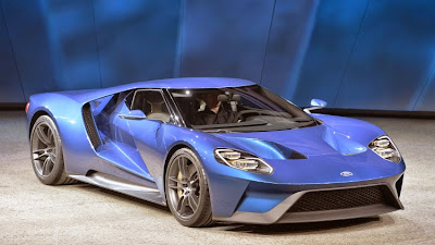 Now, Another models of Ford Wear Ford GT Design Philosophy