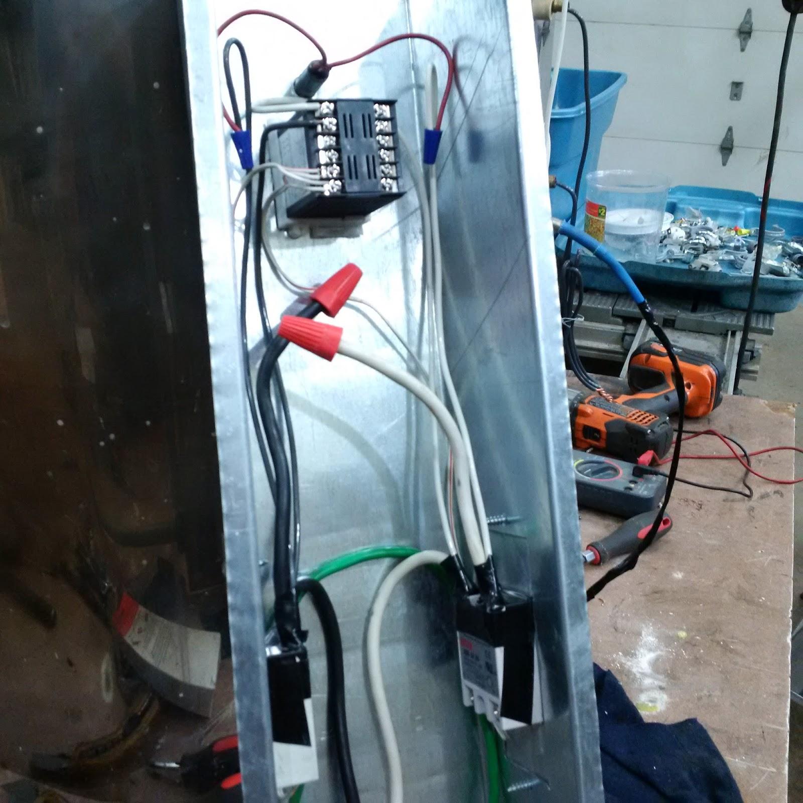 pid wiring diagram kiln