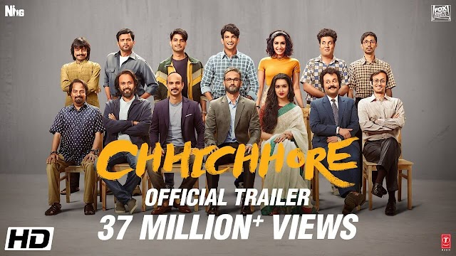 Chhichhore (2019) Full Movie Hd Download in Hindi Leaked By Tamilrockers, Movie4me Had, Pagalworld, Filmyhit, Filmywap