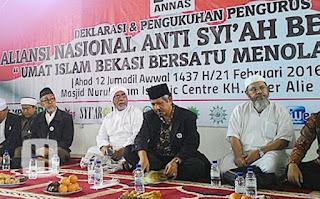 Wasekjen MIUMI: Gerakan Anti Syiah Bertujuan Menjaga NKRI