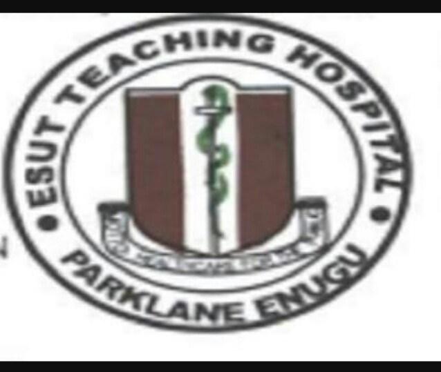 School of Post Basic Nursing, Anaesthetics, ESUT Hospital