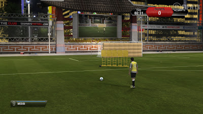 FIFA 13 Skill Games - Free Kicks